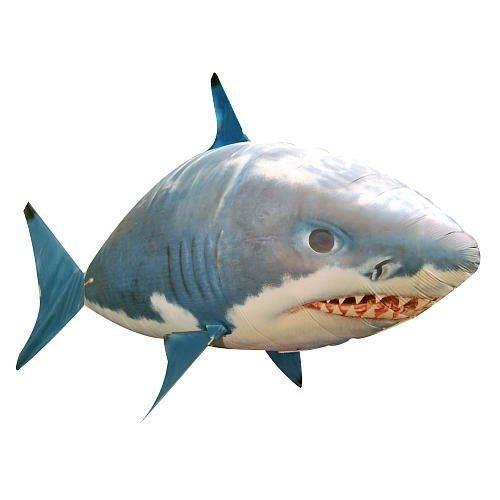 RC flying shark - fliegender Hai - 2