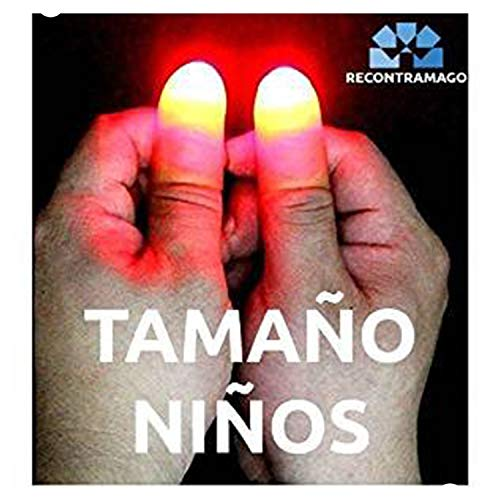 Magische Fingerlichter für lustige Streiche