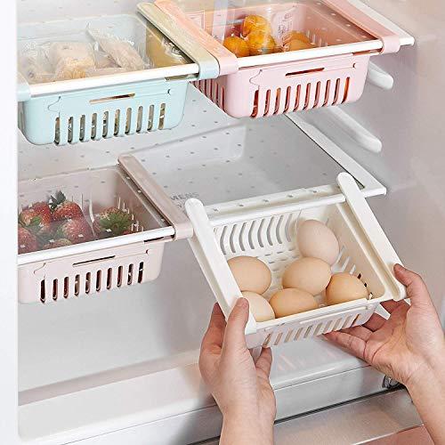 Pratische Schubladen für deinen Kühlschrank