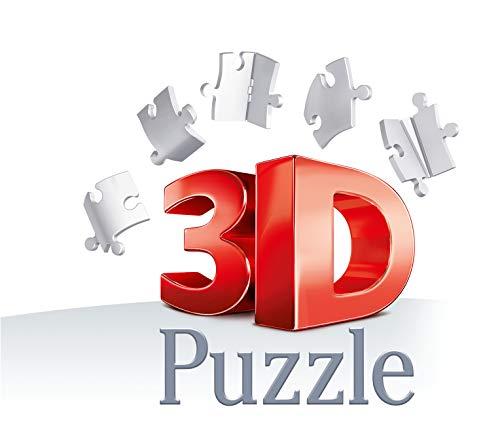 Ravensburger 3D-Puzzle der Welt, V-Ständer für Globus, 540Teile - 6