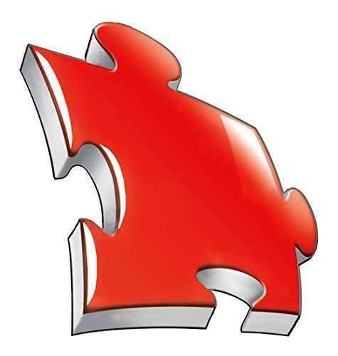 Ravensburger 3D-Puzzle der Welt, V-Ständer für Globus, 540Teile - 8