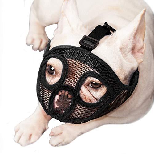 Maulkorb für Hunde mit kurzer Schnauze
