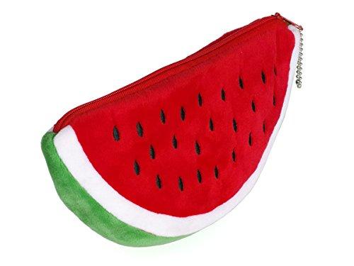 CoolChange süße plüsch Melonen Federtasche - 2