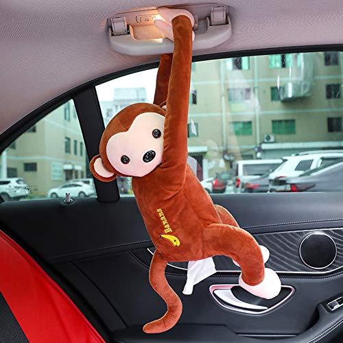 Niedliche Affe - Kreative Taschentuchbox