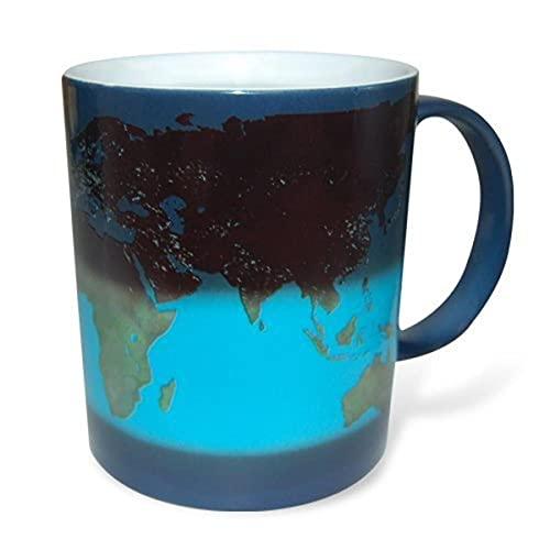 Day and Night Tasse mit Thermoeffekt - der Becher für lange Stunden