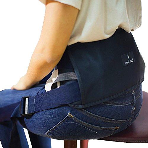 Verti-Rücken - Haltung korrigieren Harness, hält Rücken gerade während sitzen, geeignet, im Büro oder zu Hause