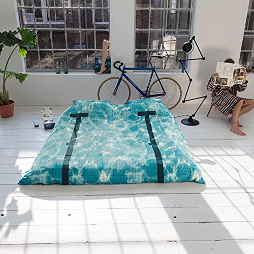 Snurk Bettwäsche Pool 135 x 200 cm 100% Baumwolle