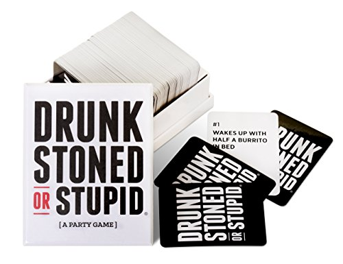 DRUNK STONED OR STUPID [A Party Game] - 2