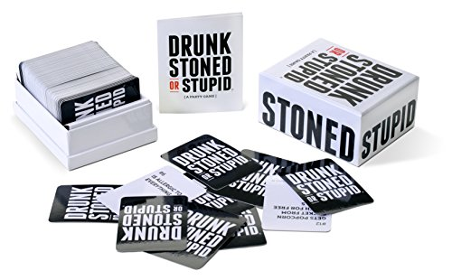 DRUNK STONED OR STUPID [A Party Game] - 4
