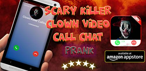 Scary killer Clown Video Call - Chat Prank 2020 - 6
