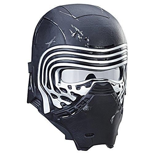 Star Wars - Kylo Ren elektronische Maske mit Stimmenverzerrer