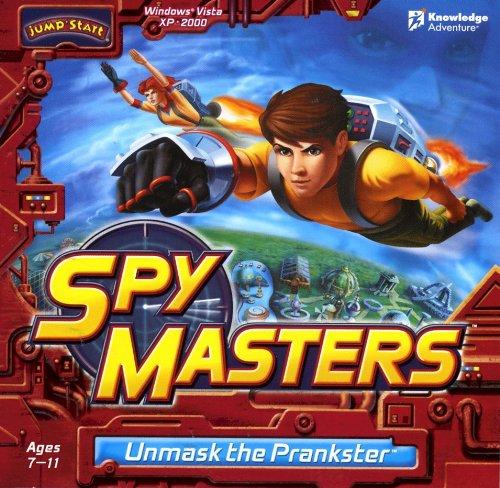 JUMP START SPY MASTER - UNMASK PRANKSTER
