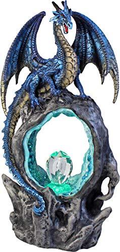 Nemesis Now Frostwing's Gateway Figur 31cm blau