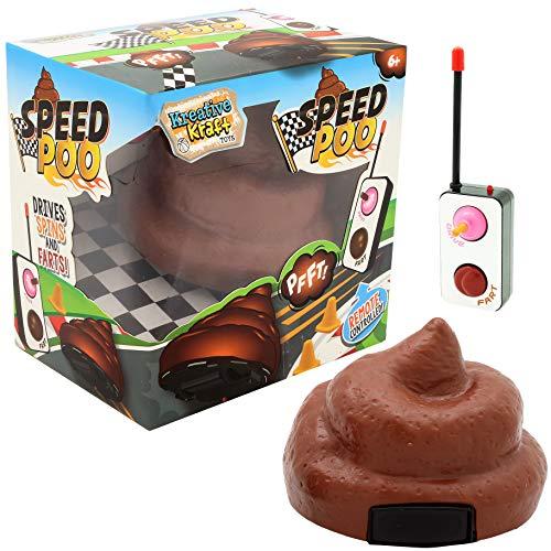 KreativeKraft Poo Spiel Aktivität Party für Kinder Scherzartikel