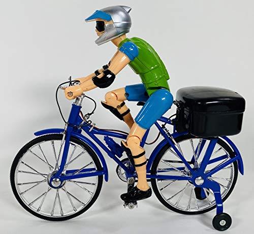 BUSDUGA 2834 fahrendes Fahrrad mit Sound, Licht und Tretbewegung