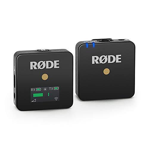 RØDE Wireless Go Compact Mikrofonsystem kabellos